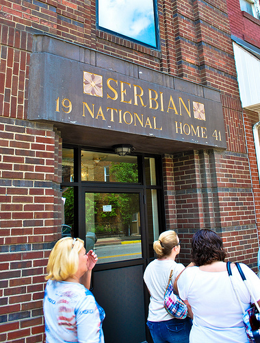 American Serbian Club - Reception Sites - 512 Midland Ave, Midland, PA, 15059