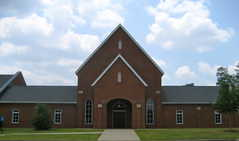 St. Andrews Presbyterian Church - Ceremony - Hancock Rd, Midland, GA