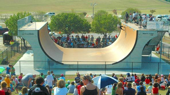 Mt Trashmore Park And Skate Park - Parks/Recreation, Attractions/Entertainment - 310 Edwin Drive, Virginia Beach, VA, United States
