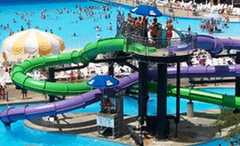 Ocean Breeze Waterpark - Attractions - 849 General Booth Blvd, Virginia Beach, VA, United States