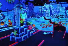 King Neptune's Indoor 3-D Golf - Attractions - 213 25th Street, Virginia Beach, VA, United States