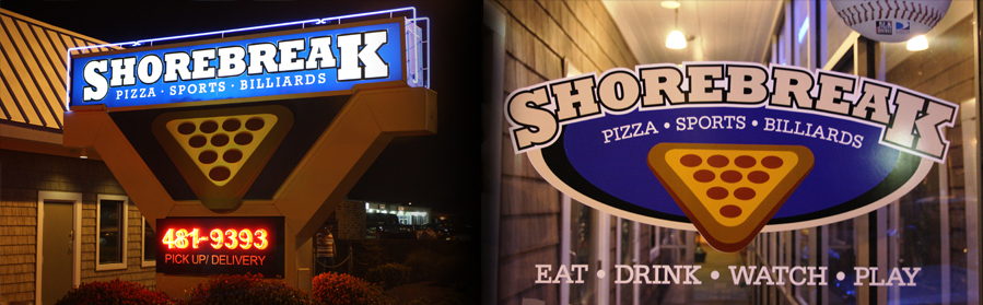 Shorebreak Pizza And Billiards - Restaurants - 2941 Shore Dr, VA, 23451, US
