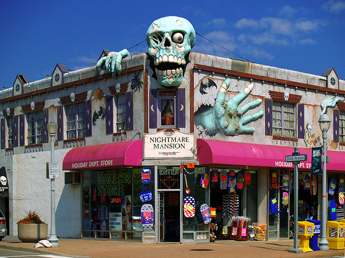 Nightmare Mansion - Attractions/Entertainment - 2008 Atlantic Avenue, Virginia Beach, VA, United States