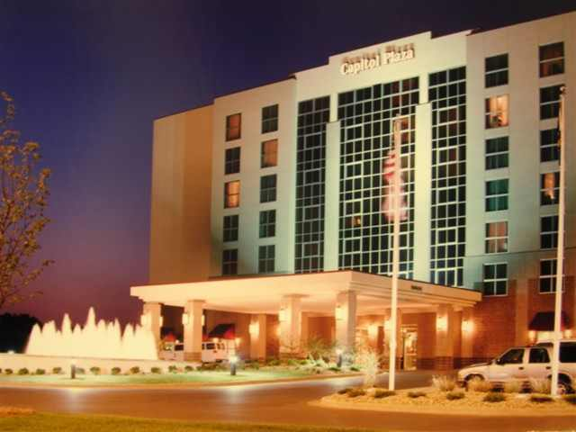 Capitol Plaza Hotel - Hotels/Accommodations, Reception Sites - 1717 SW Topeka Blvd, Topeka, KS, United States