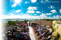 Saint Augustine Wedding In September in Vilano Beach, FL, USA