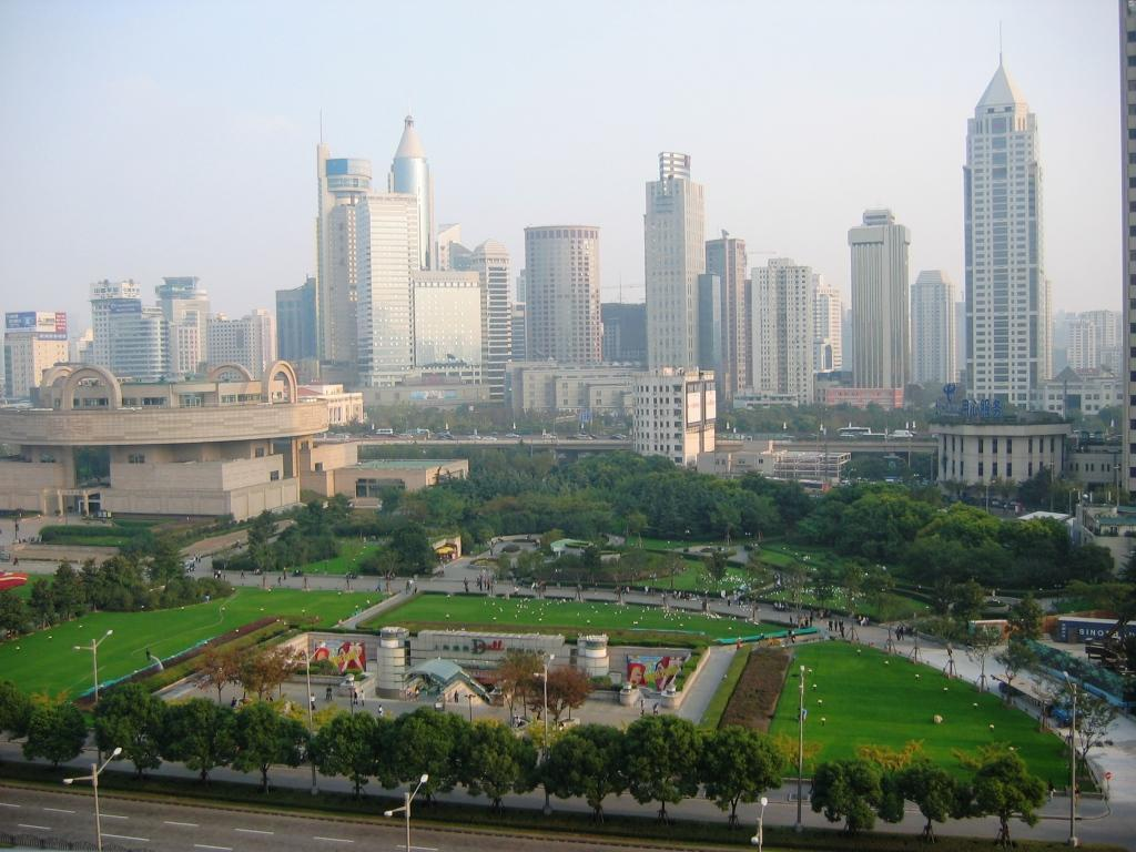 People's Square - Attractions/Entertainment - 231, West Nanjing Road, Shanghai, China