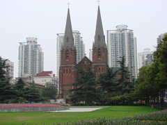 Xujiahui Catholic Church - Attraction - No 158, Puxi Road, Shanghai, China