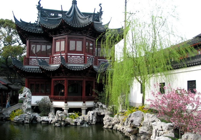 Yu Garden - Attractions/Entertainment - Yu Garden, Shanghai, China