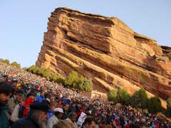 Red Rocks Amphitheatre - Attractions - 18300 W Alameda Pkwy, Morrison, CO, United States