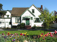 Cottage Pirouette Bed & Breakfast - Hotel - 401 Lampson Street, Victoria, BC, Canada