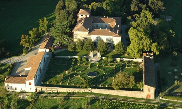 Villa La Magia - Ceremony Sites - Via Vecchia Fiorentina, 63, Quarrata  Pistoia, Toscana, 51039