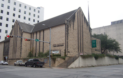 Central Presbyterian Church - Ceremony Sites - 200 East 8th Street, Austin, TX, United States