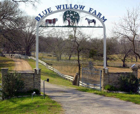 Blue Willow Farm - Ceremony Sites - 1412 South U.S. Highway 77, La Grange, TX, 78945, United States