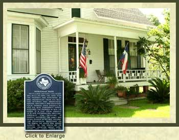 The Meerscheidt House B&b - Hotels/Accommodations - 458 N Monroe St, La Grange, TX, 78945