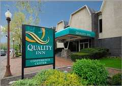 Quality Inn and Conference Center - Hotel - 1411 Liberty St, Franklin, PA, 16323