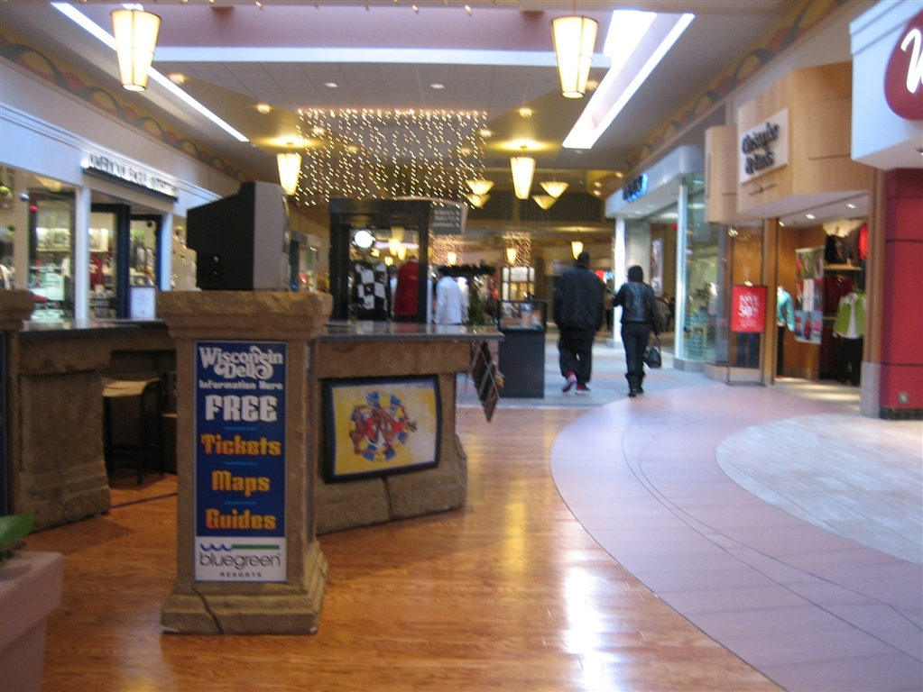 East Towne Mall - Attractions/Entertainment, Restaurants, Shopping - 89 East Towne Mall, Madison, WI, United States