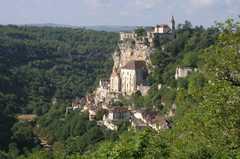 Rocamadour - Attraction - Rocamadour, Rocamadour, Midi-Pyrénées, FR