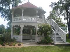 Matoska Park Gazebo  - Ceremony - 4810 Lake Ave, White Bear Lake, MN, 55110