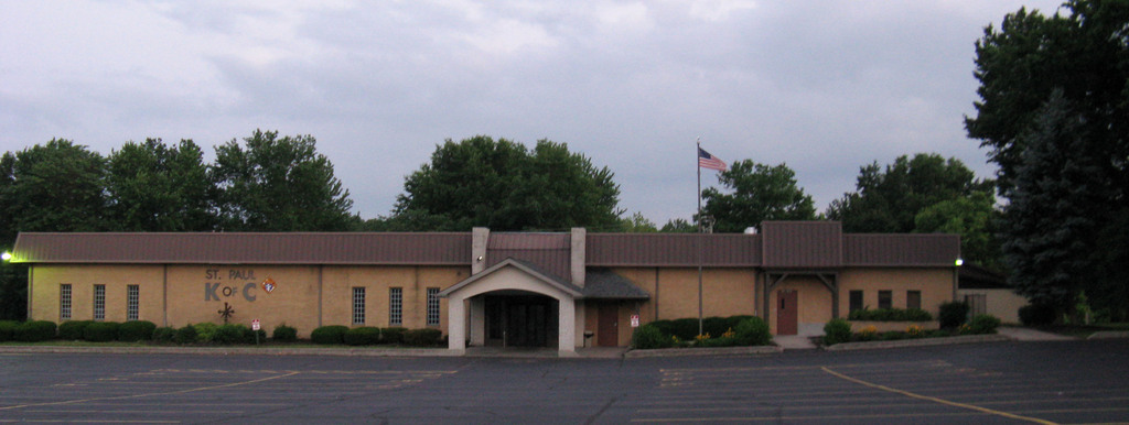 St. Paul Knights Of Columbus Hall - Reception Sites - 1270 Church Rd, St Paul, MO, 63366-5104