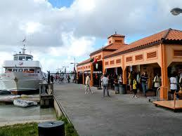 Cruz Bay Ferry Dock - Cruises/On The Water, Attractions/Entertainment - Cruz Bay, St. John, Virgin Islands