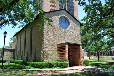 Texas Woman's University: Little Chapel-in-the-woods - Ceremony Sites - 225 W Hickory St, Denton, TX, USA
