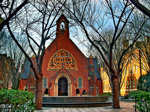 Dahlgren Chapel, Georgetown - Ceremony Sites - Washington, DC