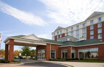 Hilton Garden Inn - Hotels/Accommodations - 2425 Barrington Rd, Hoffman Estates, IL, 60169