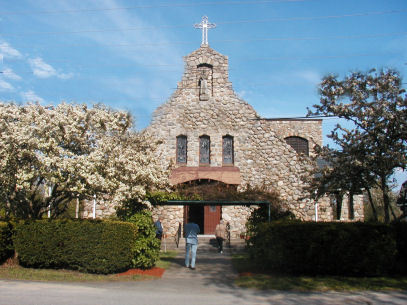 St. Anthony's Chapel - Ceremony Sites - Farrington Ave, St. Louis Ave, Gloucester, MA, 01930