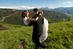 Our Wedding in Beaver Creek, CO, USA