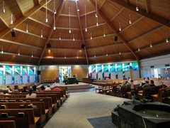 St. Thomas Aquinas Catholic Church - Ceremony - 401 Alderman Rd, Charlottesville, VA, 22903