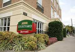 Courtyard Marriott - Hotel - 1201 W Main St, Charlottesville, VA, 22903