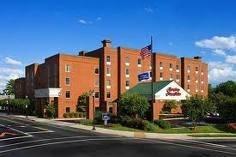 Hampton Inn & Suites - Hotel - 900 W. Main, Charlottesville, VA, USA