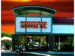 Grinders Coffee Co. - Coffee/Quick Bites - 17 E Dunlap Ave # 2, Phoenix, AZ, United States