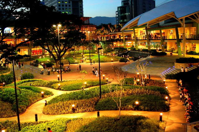 Ayala Center Cebu - Attractions/Entertainment, Shopping - Bohol Avenue, Cebu City, Central Visayas, Philippines