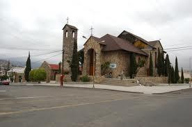 Iglesia Del Sagrado Corazon De Jesus - Ceremony Sites - Moctezuma 1538, Ensenada Municipality, Baja California