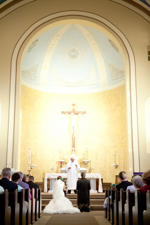 St John's Catholic Church - Ceremony Sites - 589 W Grand Ave, Hot Springs, AR, USA