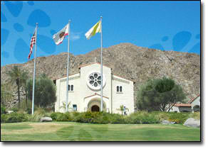 St. Francis Of Assisi Catholic Church - Ceremony Sites - 47225 Washington St, La Quinta, CA, 92253
