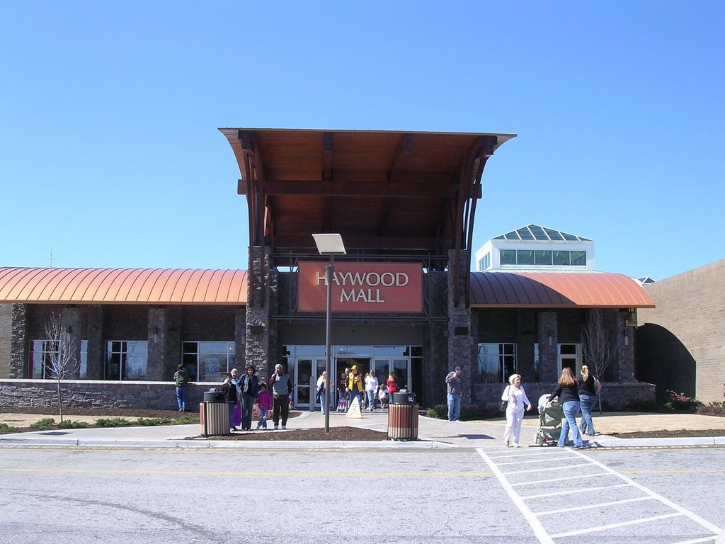 Haywood Mall - Shopping, Attractions/Entertainment - 700 Haywood Rd, Greenville, SC, USA