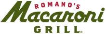 Romano's Macaroni Grill - Restaurant - 8000 El Cerrito Plz, El Cerrito, CA, United States