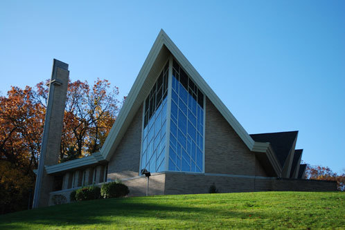 Zion Lutheran Church - Kalamazoo - Ceremony Sites - 2122 Bronson Blvd, Kalamazoo, MI, 49008