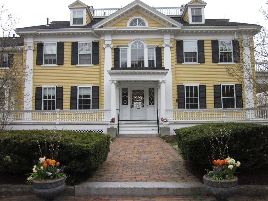 The Pierce House - Reception Sites, Ceremony Sites - 17 Weston Road, Lincoln, MA, 01773