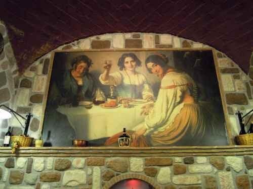 Osteria L'aricciarola - Restaurants - Via Borgo San Rocco, 9, Ariccia, Lazio, 00040