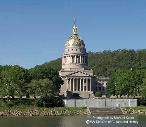 Capitol Building Upper Rotunda - Ceremony Sites - 1900 Kanawha Blvd E, Charleston, WV, 25305