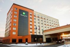 Holiday Inn - Hotels/Accommodations - 310 Pearl St NW, Grand Rapids, MI, 49504