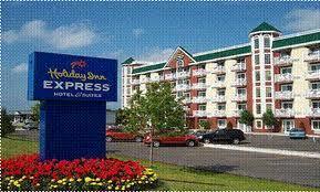 Holiday Inn Express - Hotels/Accommodations - 1751 U.S. 131, Petoskey, MI, United States