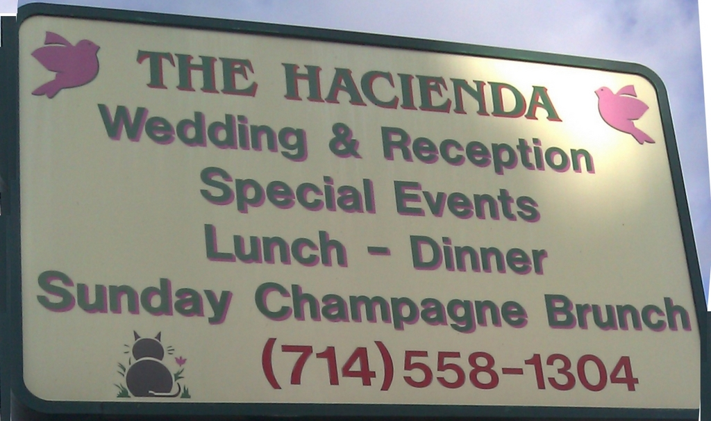 The Hacieda - Reception Sites, Ceremony Sites, Ceremony & Reception - 1725 College Ave, Santa Ana, CA, 92706