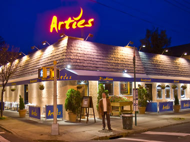Arties Restaurant - Restaurants - 394 City Island Avenue, NY, United States