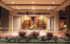 Hilton Milwaukee River - Hotel - 4700 North Port Washington Road, Milwaukee, WI, United States