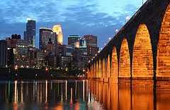 Stone Arch Bridge - Attraction - Minneapolis, MN, United States