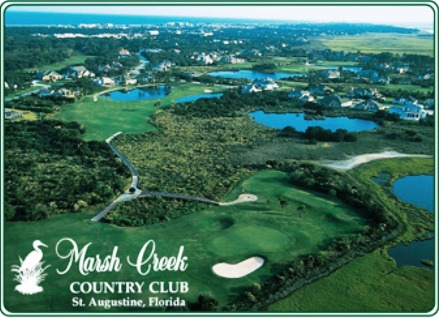 Marsh Creek Country Club - Ceremony Sites, Reception Sites - 169 Marshside Drive, St. Augustine, FL, 32080